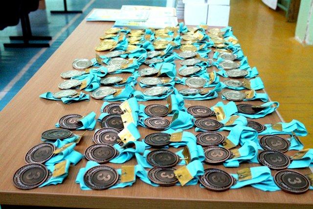 Награды чемпионата РК