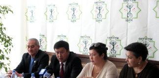 В преддверии международный дня цирка в Шымкент приехали представители цирковых арен Казахстана
