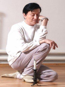 Булат Аюханов, лауреат международной Сократовской премии, профессор искусствоведения, народный артист РК.