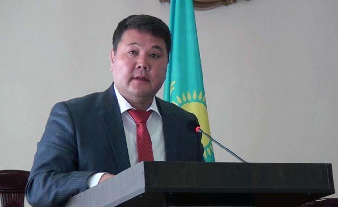 Бахадыр Нарымбетов