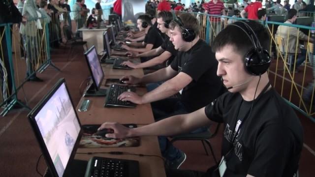 В финальном соревновании сразились 4 команды