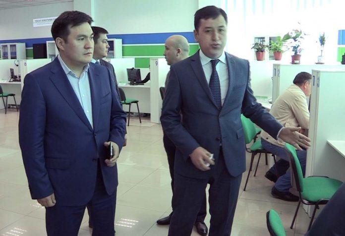 Заместитель акима Карагандинской области Ануар Ахметжанов знакомится с экономикой ЮКО