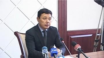 Берик Бекжанов, руководитель Агентства по делам государственной службы ЮКО