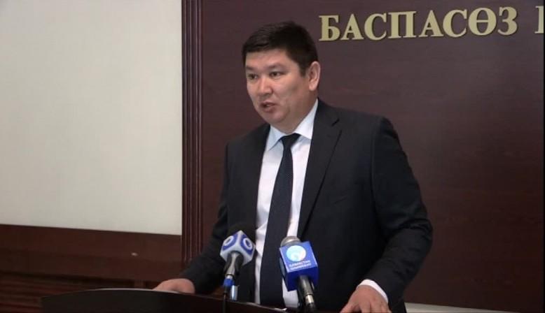 Ербол Садыр, заместитель акима области