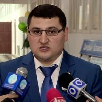 Президент КИПУДН, Мадияр Юнусов