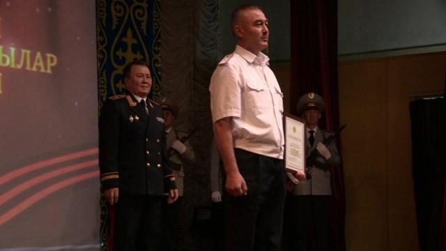 Награды получили более 200 полицейских