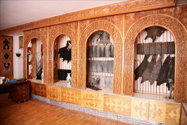 На стендах представлены редчайшие виды каракуля