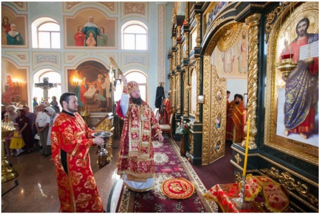 церковь на Чапаевке