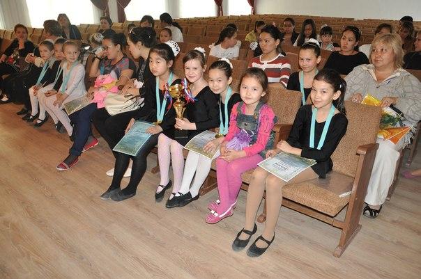Маленькие шымкентские звезды смогли обойти соперников со всех городов Казахстана