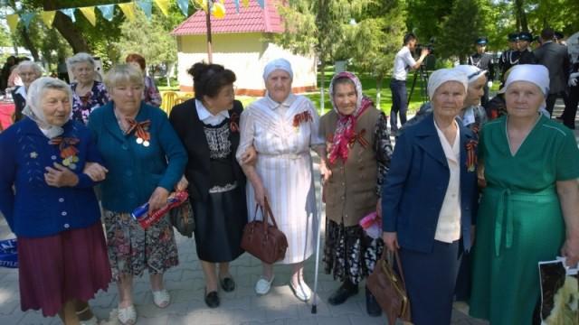Более полутора тысяч жителей Енбекшинского района - ветераны-тыловики