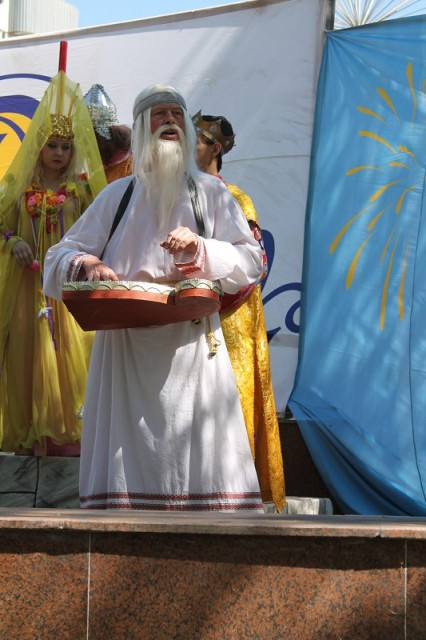 Старорусский гусляр