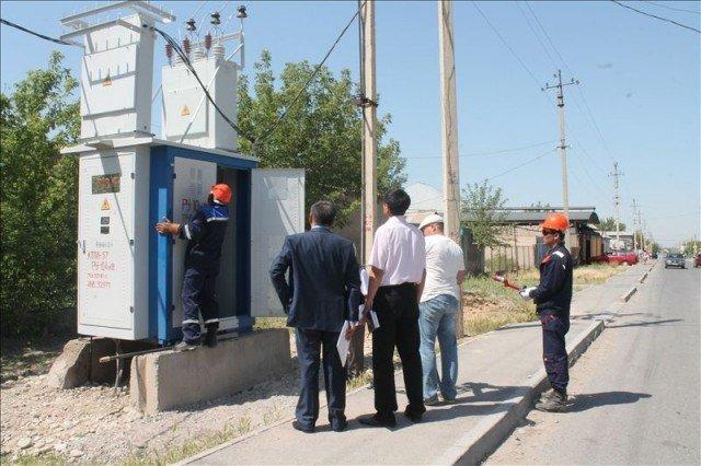 Энергетики ЮКО отчитались о начале работ по инвестиционной программе