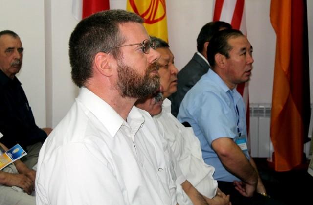 На международну научно-практическую конференцию приехали иностранные ученые