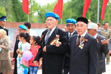 Несколько улиц Шымкента назовут в честь участников ВОВ