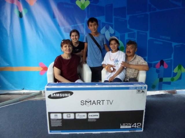 Инновационный промо-тур 2014 Samsung