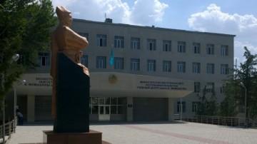 Из-за вспышки кори в шымкентском учебном центре для полицейских объявлен карантин