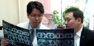 Известный хирург из Кореи консультирует онкобольных Шымкента