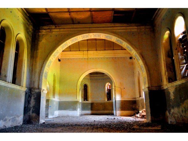 В ЮКО есть неизведанные места: храм с равносторонними крестами