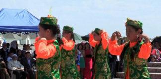 """Жители микрорайона """"Асар"""" отпраздновали двойной праздник"""