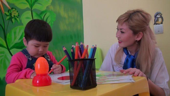 в центре будут обучаться и дети с ограниченными возможностями