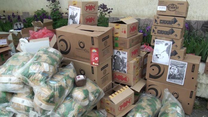 Фонд подготовил подарки для ветеранов ВОВ