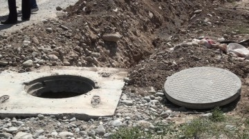 85 % частных домов не подключены к централизованной канализационной система