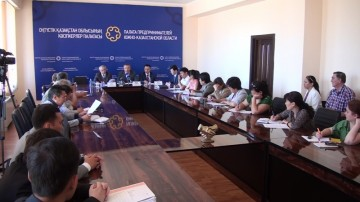 Члены Совета рассмотрели вопросы негативно влияющие на развитие предпринимательства в области
