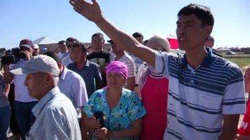 Жители микрорайона «Нуртас» выступили против сноса своих домов