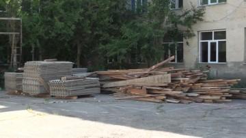 Капитальный ремонт начали в 8 школах Шымкента