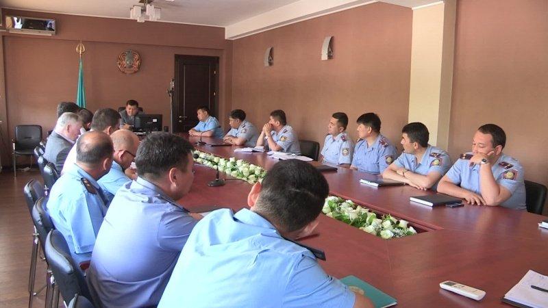 В собрании приняли участие руководители силовых органов, исправительных учреждений и сотрудники надзорного органа