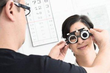 При каком зрении можно делать операции на глаза