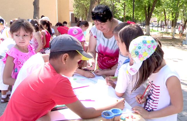 С открытием лагеря на базе центра детства и юношества все больше детей получают возможность бесплатно отдохнуть летом