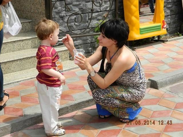 Мороженое - главный атрибут детского праздника