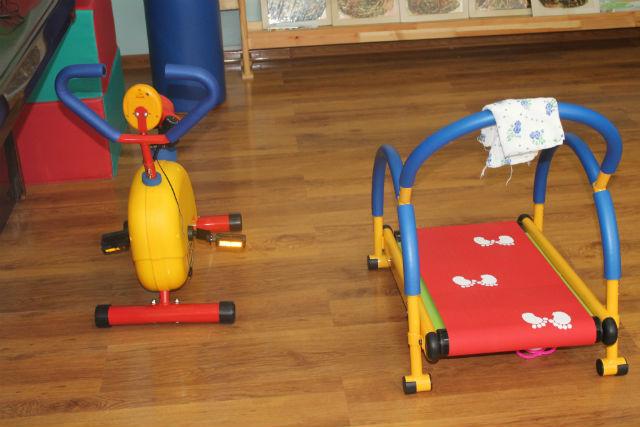 В специализированном доме ребенка города Шымкент появились восемьединиц медицинского оборудования