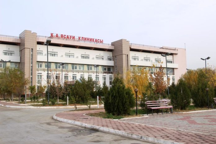 Клинико-диагностический центр Ясави (Туркестан)