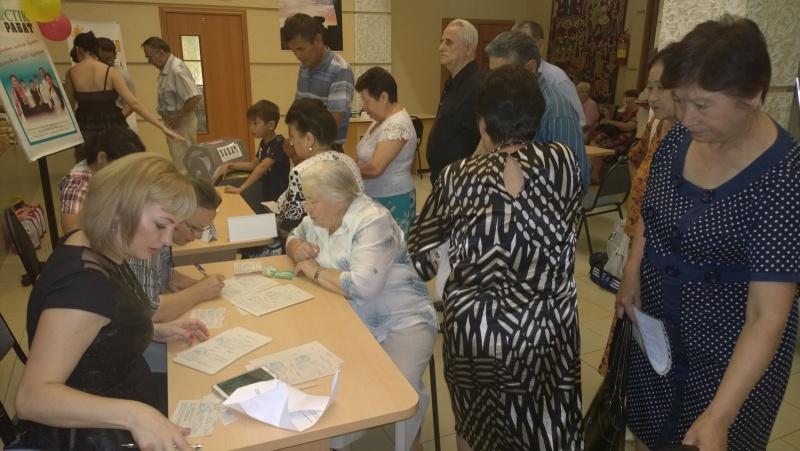 День подписки в газете РАБАТ