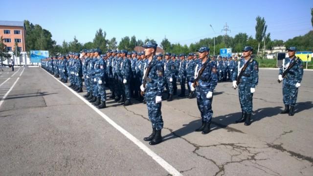 С 2011 года в этом учебном центре МВД непрерывно весь год в течении краткосрочных курсов готовят офицерский и сержантский составы