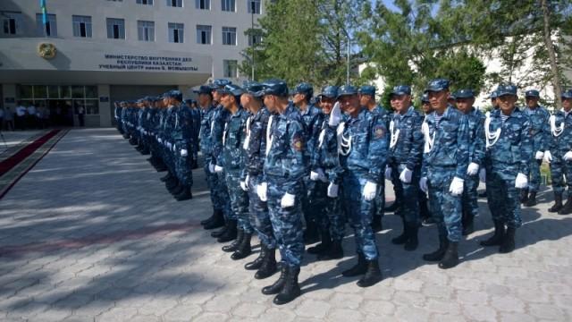 В Шымкенте может появиться ВУЗ по подготовке полицейских