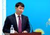Дархан Сатыбалды на заседании Бюро Политсовета представил ежеквартальный отчет