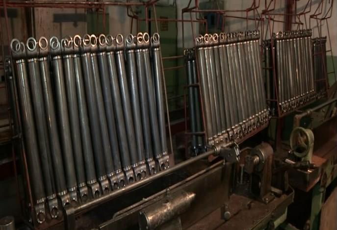 Карданные валы изготовленные в Шымкенте