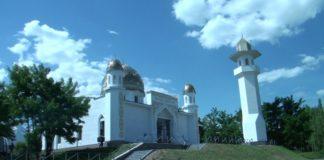 Мечеть была передана Духовному управлению мусульман по ЮКО
