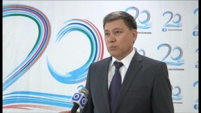 """""""Более 60 тысяч клиентов пользуются услугами Мегалайн. А более 15 тысяч подключены к GPON. До каждой квартиры клиента мы доводим оптику и даем возможностьпользоваться интернетом со скоростью до 100 мегабит в секунду"""", - говорит генеральный директор Южно-Казахстанского филиала ОА """"Казхтелеком""""."""