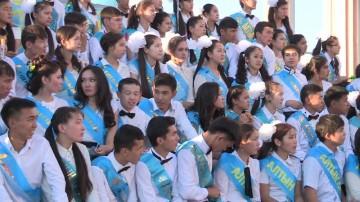 Это самые дисциплинированные, самые активные и самые умные выпускники школ Южно-Казахстанской области