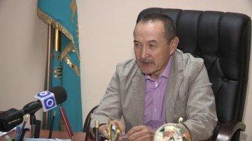 Нурлан Архабаев. руководителm отдела архитектуры и градостроительства Шымкента