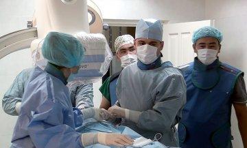 Операция прошла в ОКЦ ЮКО