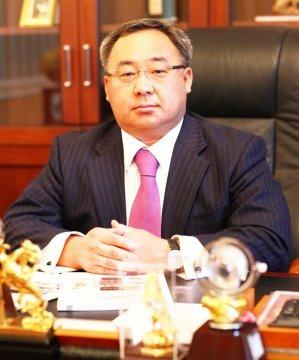 Президент ТОО «KAZMEDPRIBOR» Рахат Байзаков