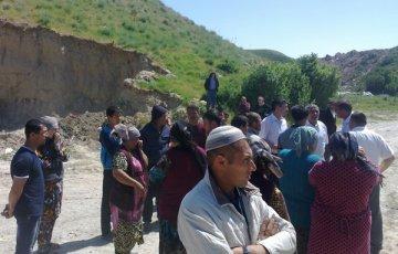 Встреча руководства Енбекшинского акимата с жителями присоединенных территорий