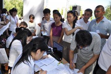 Всего в области более 26 тысяч возрастных безработных