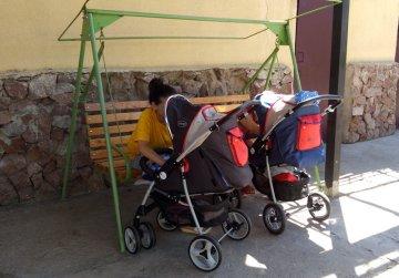 Приют для одиноких мам работает в Шымкенте