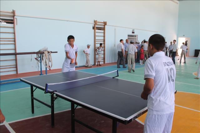 На физкультуру в такой спорт-зал школьники будут ходить с удовольствием